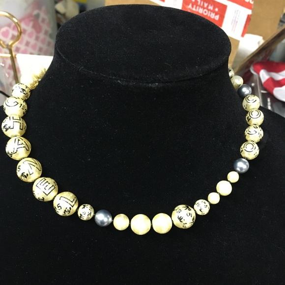 Authentic Vintage CHANEL CoCo Pearls!